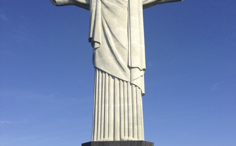 Hi Jesus. Please protect me from all the horrible things people say will happen to me in Rio.