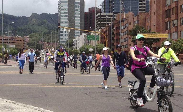 Bogota Ciclovia
